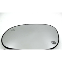 Left Driver Heated Mirror Glass w/Blind Spot for 15-19 Challenger w/Holder OEM