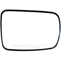 Fits 03-11 Element Right Passenger Mirror Glass w/ Holder Genuine OE