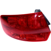 Fits 06-08  A3 Left Driver Tail Lamp Outer Quarter Body Mounted non LED Type