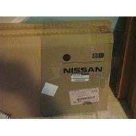 Nissan Fits 07-12 Versa Hatchback Left Rear Door Fixed Vent Glass OEM