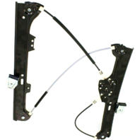 Fits 04-10 BMW X3 Front Driver Power Window Regulator Without Motor
