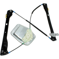 Fits 05-14 VW Jetta 09-14 Golf Front Driver Window Regulator Without Motor