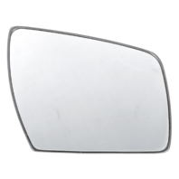 Fits 10-13 Soul Right Passenger Mirror Glass w/ Holder Genuine OE