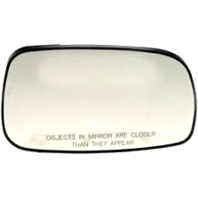 Fits 05-10 Tc, 2006 xA Right Passenger Mirror Glass w/Holder OE