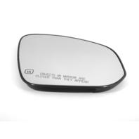For 14-19 Highlander Right Passenger Heated Mirror Glass w/Holder OE