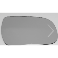 Fits 08-10 Sienna Right Pass Heated Mirror Glass w/ Signal w/Holder OEM