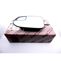 For 16-18 Rav4 Left Driver Mirror Glass heated w/ Holder OEM