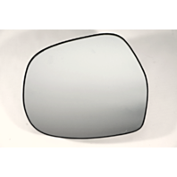 Fits 03-09 Toy 4Runner Left Driver Side Heated Mirror Glass w/ Rear Holder OE