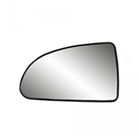 Fits 05-10  Cobalt 07-10 Pont G5 Left Driver Mirror Glass w/Holder