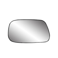 For 02-06 Camry Left Driver Mirror Glass w/Holder Japan Built Models Only