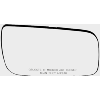 Fits 08-09 Ford Taurus Right Pass Mirror Glass  w/ Rear Back Plate