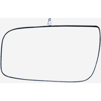 Fits 08-09 Taurus Left Driver Mirror Glass w/ Rear Back Plate