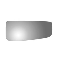 Right Pass Lower Convex Mirror Glass Lens for 15-18 F150,17-19 F250 F350