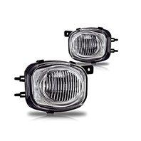 BAP Fits 00-02 to 01/02 Eclipse Left/Right Fog Light Assemblies - Set