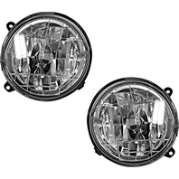 BAP Fits 02-03 Sub Impreza/Outback Sport Left Driver Right Pass Fog Lamps - Pair