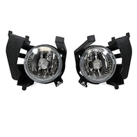 BAP Fits 06-08 Sub. Forester Left Driver & Right Pass Fog Lamp Assembly - Set