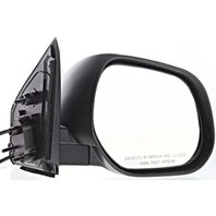 VAM Fits 10-11 Mits Outlander 11-17 Sport Right Pass Mirror Assembly Power Heated