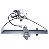 Fits 04-07 Lancer / 03 Evolution Right Passenger Rear Door Window Motor & Regulator