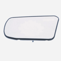 Fits Nissan Altima Left Driver Mirror Glass w/ Rear Holder non Folding Type OE