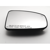 For 16-18 QX60 Right Pass Heated Mirror Glass w/Rear Mount OE
