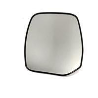 For 17-19 Armada 14-19 QX80 Left Mirror Glass Heated Auto Dim w/Rear Holder OE