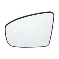 Fits 13-16 Pathfinder Left Driver Mirror Glass w/Holder OE