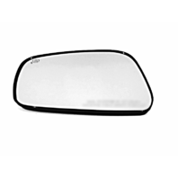 Fits  05-18 Frontier, 05-12 Pathfinder, 05-15 Xterra, 09-11  Equator Right Passenger Heated Mirror Glass w/ rear mount backing plate OE