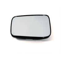 Fits 08-13 Rogue 14-15 Rogue Select Left Driver Heated Mirror Glass w/Holder OE