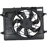 Aftermarket Cooling Fan Assm Fits for 07-10 Elantra Sedan 09-12 Elantra Wagon