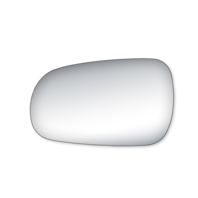 Left Driver Mirror Glass Lens w/Adhesive for Various Honda, Acura Models
