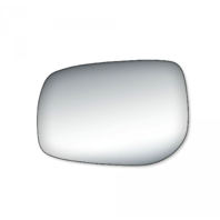 Fits 09-13 Corolla, Matrix, Pont Vibe Left Driver Mirror Glass Lens w/ Adhesive