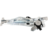 For 07-13 MDX Front Driver Window Regulator With Motor - 6 Pin Connector