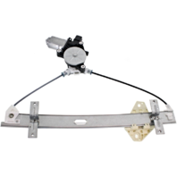 Fits 04-08 Acura TL Left Rear Driver Power Window Regulator with Motor