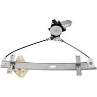 Fits 04-08 Acura TL Right Rear Driver Power Window Regulator with Motor