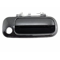 Fits 92-96 Camry Right Passenger Front Exterior Door Handle Smooth Black