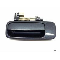 97-01 Camry Painted Right Pass REAR Exterior Door Handle Dk Gray Paint Code 1C6