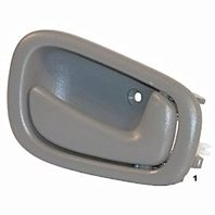 for 98-02 Corolla Prism Right Pass Manual Front/Rear Interior Door Handle Grey