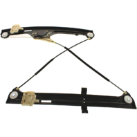 For 07-13 X5 Front Driver Window Regulator Without Motor