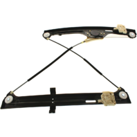 For 07-13 X5 Front Passenger Window Regulator Without Motor