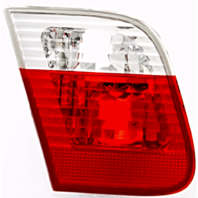 Fits 02-05 BMW 3 Series Sedan Inner Trunk Mounted Tail Light Left