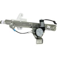 For 07-12 Caliber Rear Driver Window Regulator With Motor