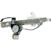 For 07-12 Caliber Rear Passenger Window Regulator With Motor