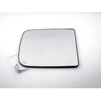 For 09-18 Ram 1500,10-18 2500, 3500 Right Heated Large Tow Mirror Glass w/Holder