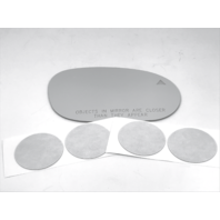 Right Pass Mirror Glass Lens w/ Blind Spot Icon* for 15-20 Challenger