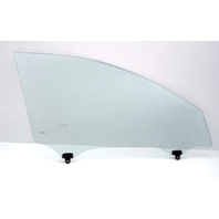 Right Passenger Front Door Window Glass for 12-14 Camry