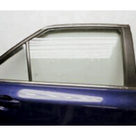 Rear Door Window Glass Right Passenger Side for 15-17 Camry