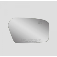 Fits 07-10 Linc MKZ 06-10 Fusion, Milan Right Pass Mirror Glass Heated w/ Holder