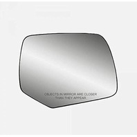 Fits 08-12 Escape Mariner Tribute Right Pass Mirror Glass Heated w/Square Holder