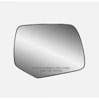 Fits 08-12 Escape, Mariner, Tribute Right Pass Mirror Glass w/Square Holder