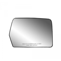Fits  04-10 F150 Right Passenger Convex Mirror Glass w/Rear Holder